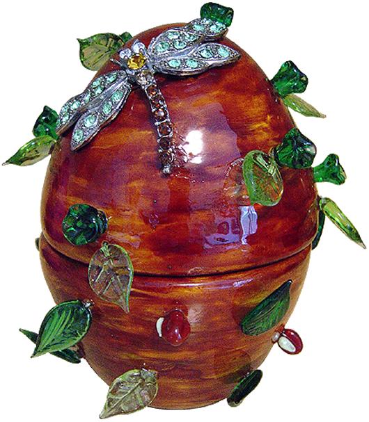 Ovos de cerâmica