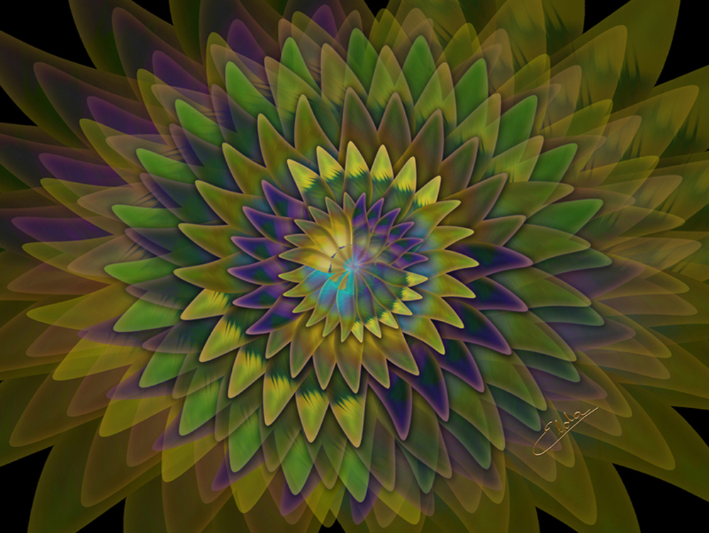 Luzes e cores II