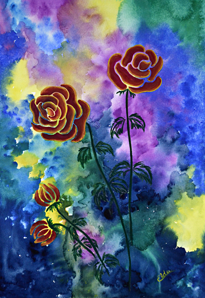Rosas no Paraíso