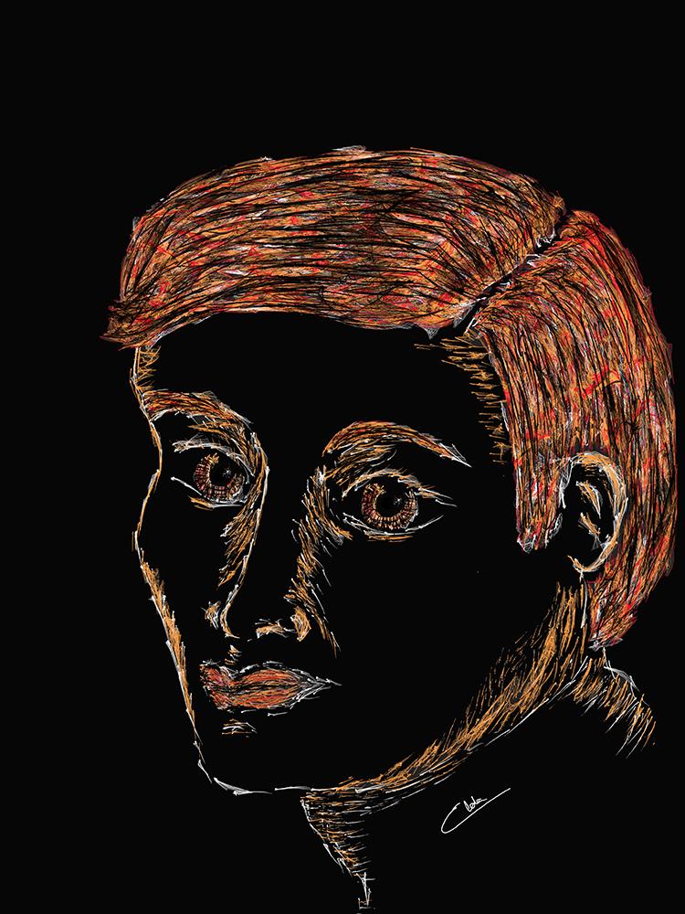 Rosto negro