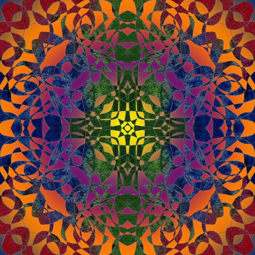 Série Azulejos – Simetria