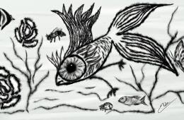 Peixe pássaro… ou Pássaro Peixe