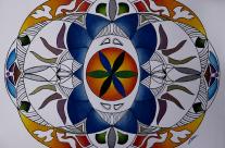 Simetria em dois planos
