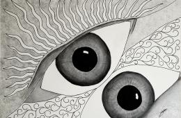Reflexo de um Olhar