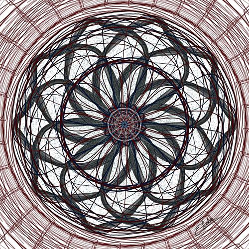 Riscos em círculos