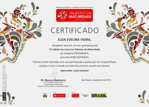Certificado-Rubi Dourado