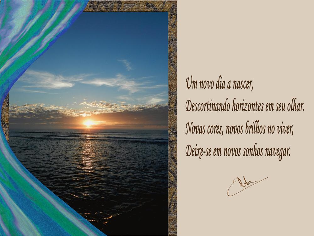 Deixe um novo dia nascer