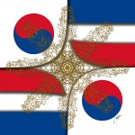 Mandala Coreia-Croácia