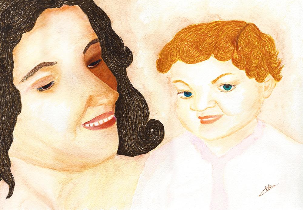 """Maternidade – Homenagem """"Dia das Mães"""""""