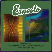 Parceria Elda Evelina e Ernesto Café – Asa Sul