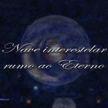 A Nave Azul rumo ao Eterno